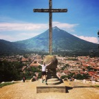 Antique Antigua – A weekend of chocolate, food & volcanos