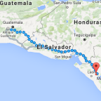4 Countries – 1 Day : Guate to Nica